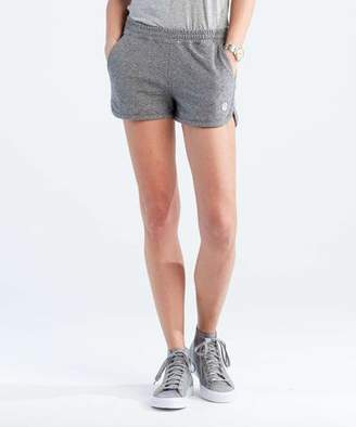 Todd Snyder + Champion: Womens Women's Athletic Short in Black Mix