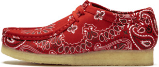 Clarks Wallabee 'Supreme' Shoes - Size 8