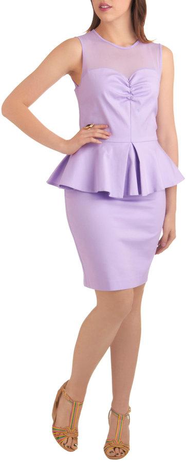 Sweet Little Lilacs Dress