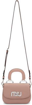 Miu Miu Pink Mini Top Handle Bag