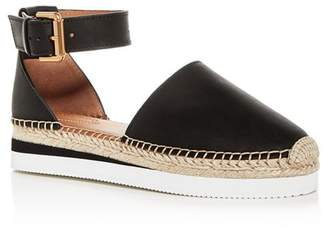 See by Chloe Women's Ankle-Strap Platform Espadrilles