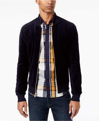 Sean John Men's Velour Jacket, Created for Macy's