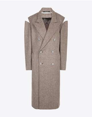 Maison Margiela Coat With Decortique Details