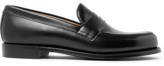 Cheaney Hudson Leather Penny Loafers