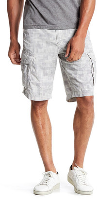 Union Crushin' It Printed Twill Short $59.50 thestylecure.com