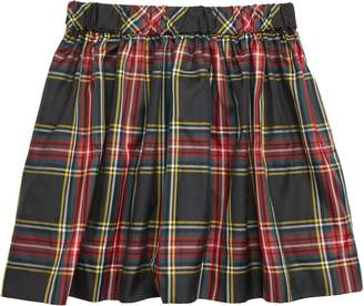 J.Crew crewcuts by Stewart Plaid Skirt