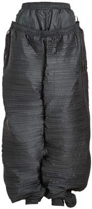 Y/Project Ruched Jogger Pants