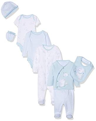 Mothercare My First Little Lion 8 Piece Gift Set, Pale12-18 Months (Manufacturer Size:86)