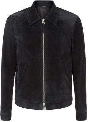 Tom Ford Suede Blouson