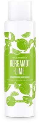 Schmidt Schmidt's Bergamot Lime Body Wash - 16oz