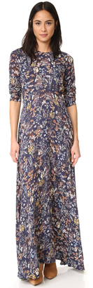 re:named Little Blooms Maxi Dress $77 thestylecure.com