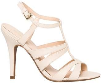 Le Château Women's Open Toe Strappy Sandal