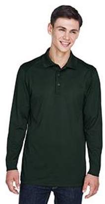 Ash City - Extreme Men's Eperformance Snag Protection Long-Sleeve Polo - FOREST GREN 630 - 4XL 85111