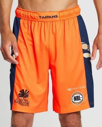 Cairns Taipans Authentic Shorts