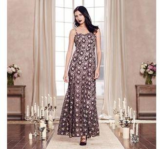 LC Lauren Conrad Runway Collection Floral Lace Maxi Dress - Women's $80 thestylecure.com