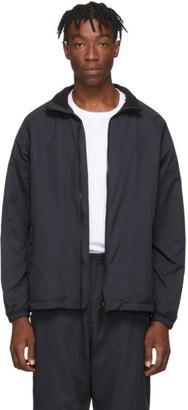 Paa paa Black Warm-Up Jacket