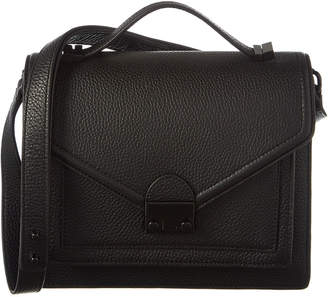 Loeffler Randall Medium Rider Leather Satchel