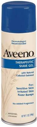 Aveeno Therapeutic Shave Gel, 7 oz (Pack of 3)
