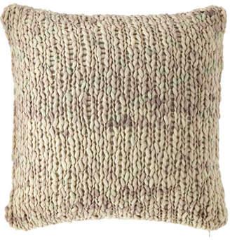 Pine Cone Hill Chunky Knit European Sham