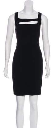 Helmut Lang HELMUT Cutout Bodycon Dress