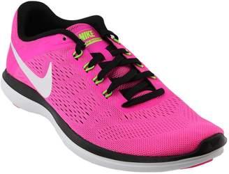 Nike Women's Flex 2016 Rn Blue/Glow/White/Rcr Bl/Mid Nvy Running Shoe 8.5 Women US