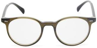Oliver Peoples Delray RX Round Optical Glasses