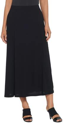 Linea By Louis Dell'olio by Louis Dell'Olio Regular Moss Crepe Pull-On Maxi Skirt