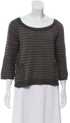 Splendid Striped Knit Sweater