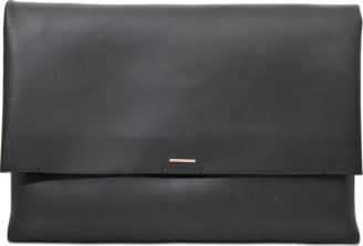 Hugo Boss LUXURY STAPLE C CLUTCH $515 thestylecure.com