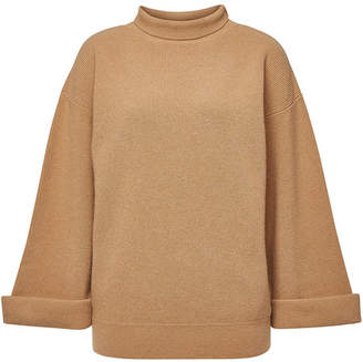 A.P.C. Big Wool Pullover with Cashmere