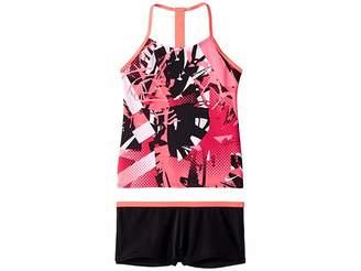Nike T-Back Tankini Set (Big Kids)
