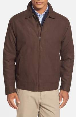 Cutter & Buck 'Roosevelt' Classic Fit Water Resistant Full Zip Jacket