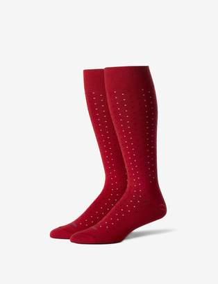 Tommy John Tommyjohn Ryan Dot Stay-Up Dress Sock