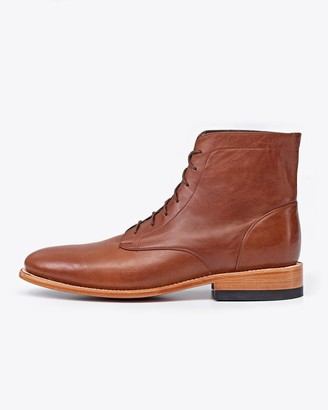 Nisolo Luciano Boot Saddle Brown