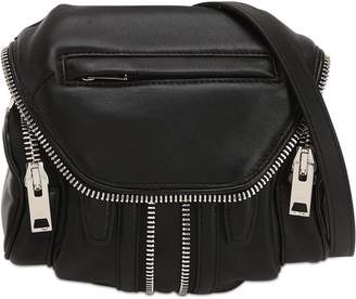 Alexander Wang Micro Marti Nappa Shoulder Bag