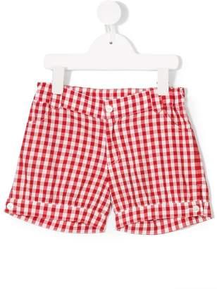 Oscar de la Renta Kids Small gingham cute shorts