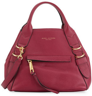 Marc Jacobs Marc Jacobs Small Anchor Leather Shoulder Bag