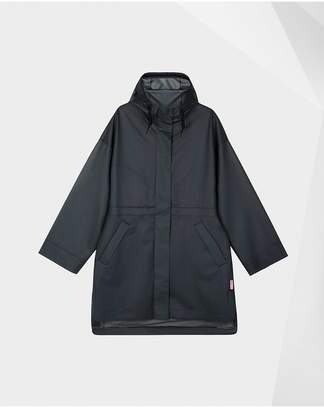Hunter Womens Original Oversized Waterproof Raincoat