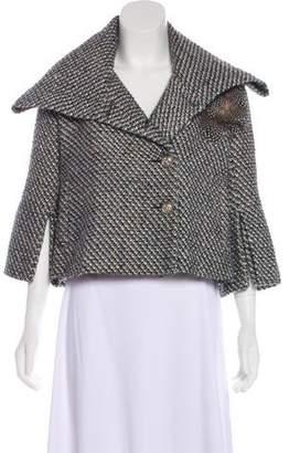 Matthew Williamson Virgin Wool-Blend Jacket