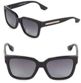 McQ 54mm Logo Square Sunglasses