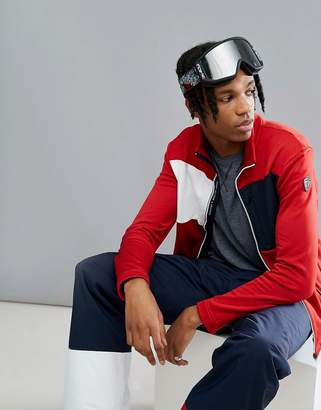 Tommy Hilfiger X Rossignol Rudolph Soft Shell Jacket In Red