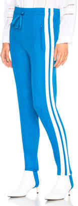 Etoile Isabel Marant Doriann Sporty Knit Track Pants