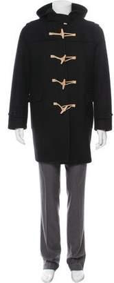 Saint Laurent Wool Duffle Coat