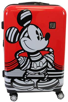 "Ful Disney Mickey 29"" Hardside Spinner Suitcase"