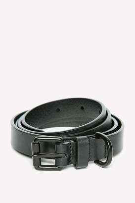 Jack Wills Huntlywood Skinny Leather Belt