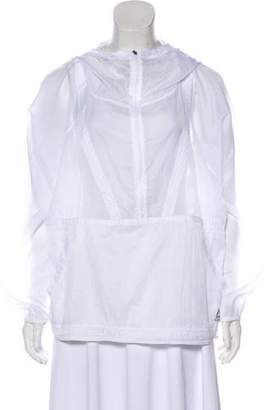 Reebok Semi-Sheer Casual Jacket w/ Tags