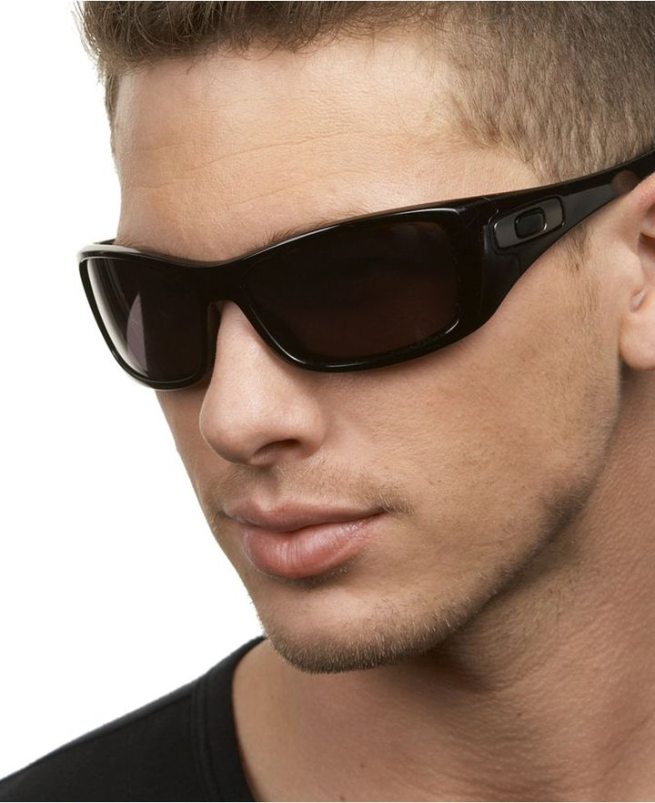 Oakley Hijinx Sport Wrap Sunglasses