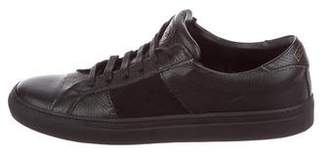 Greats Leather Low-Top Sneakers