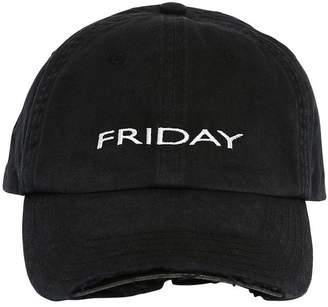 Vetements Week Days Hat