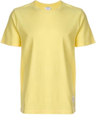 Thom Browne back signature stripe T-shirt